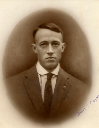 Amos Claycomb 1909