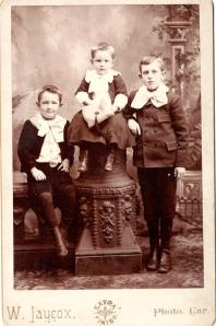 James, Thomas, and Clifford Duncan