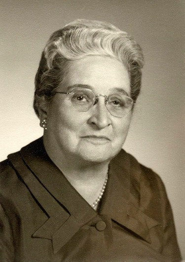 Ruth Bressler Claycomb. 1968