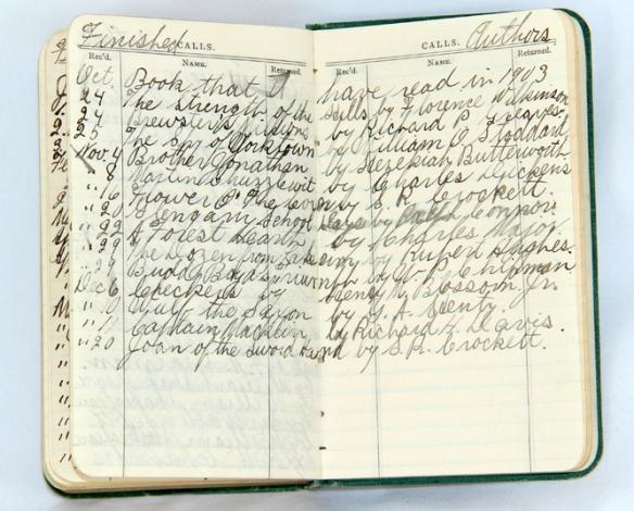 ATC 1903 books read 3