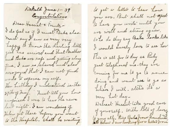 mao letter 1939