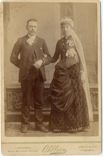 Thomas Lewis Oakland and Mary Ann Sanderson