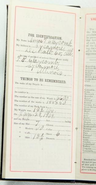 atc 1904 ID page