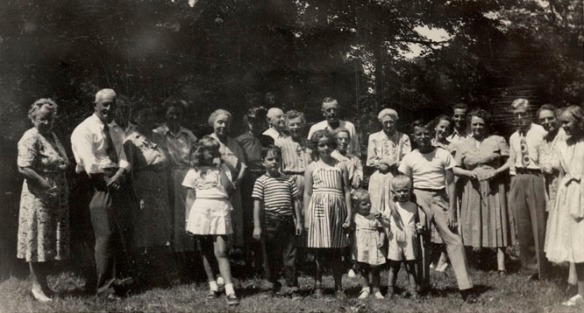 Duncan Oakland Wiswall reunion 1948a