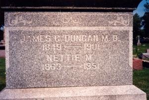 jc duncan stone det