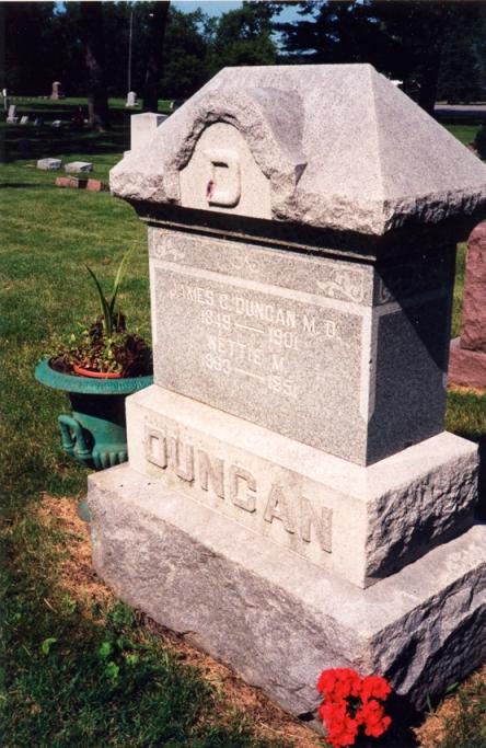 jc duncan stone