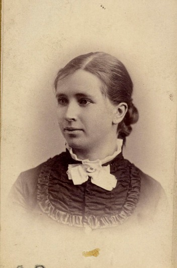 julia fair bressler maybe 1880s