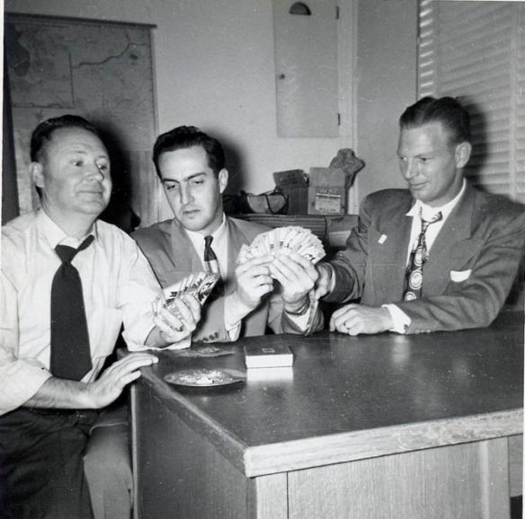 1949 Buck Dad Hal