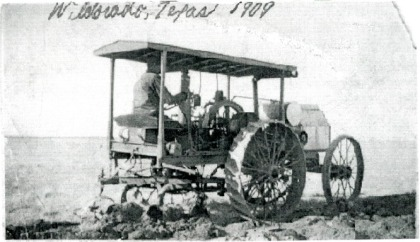 atc tractor wildorado 1909