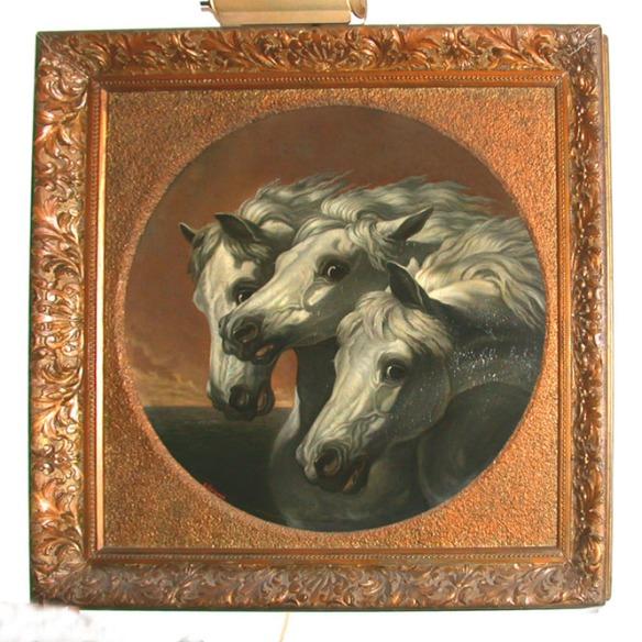 anna sarah pharoahs horses
