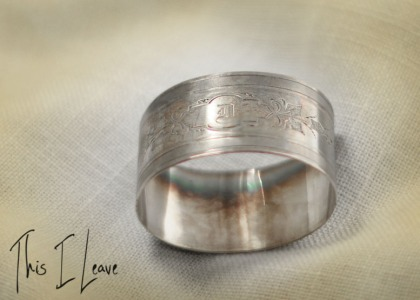 tcd napkin ring 1