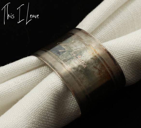 tcd napkin ring 3