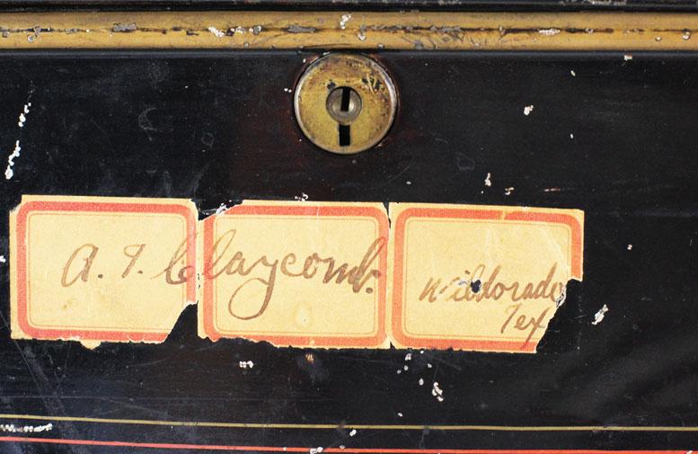 box label
