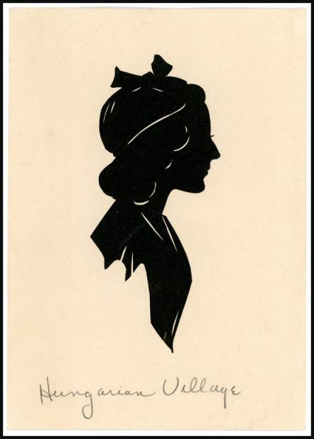 hdc silhouette
