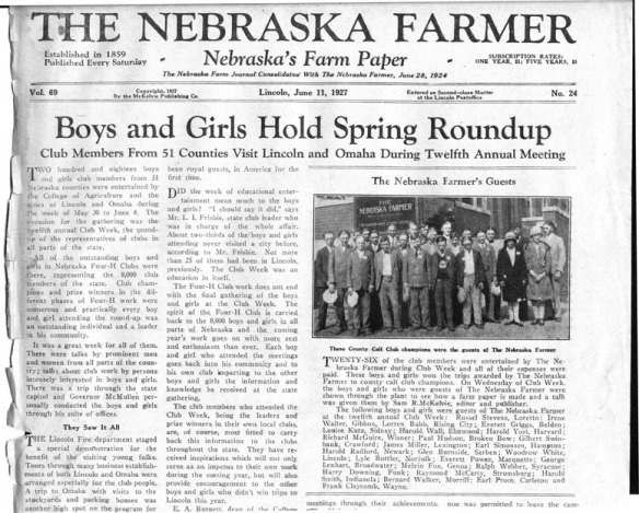 nebraska farmer article