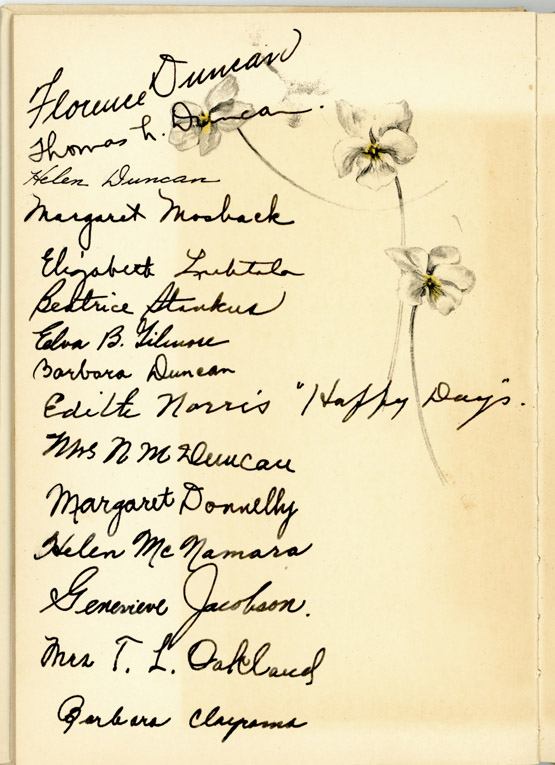 wedding guests 1936 p2