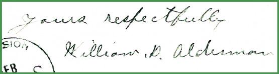 3 wda signature