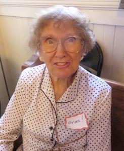 Mrs. Vivian Hanson June 2014