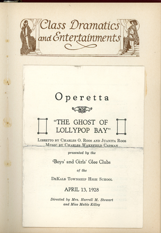 school days operetta