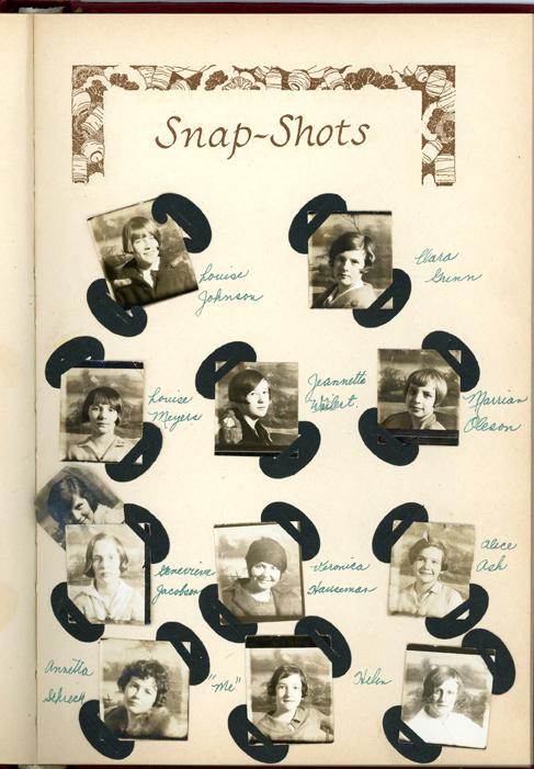 school days snapshots