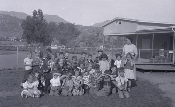 mrs lyons kindergarten class 1