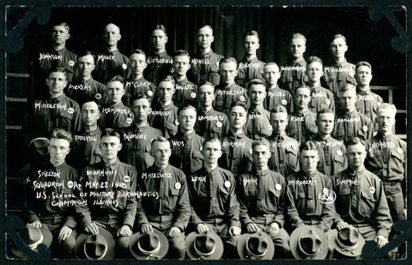 squadron A2 usasma 1918