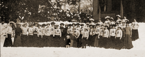 birmingham class photo 1906 detail