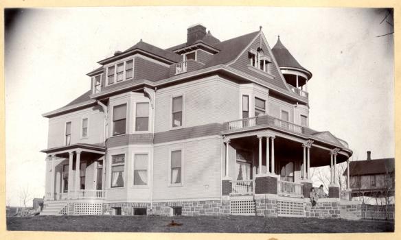 Bressler home 1892