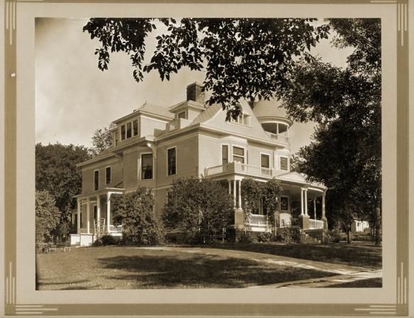 Bressler residence