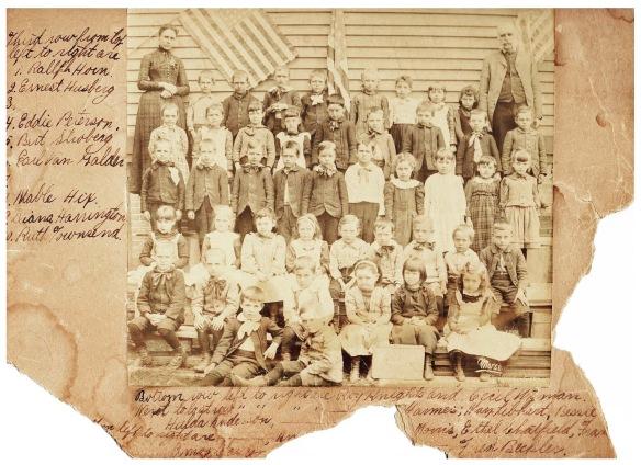 amos 1892 school