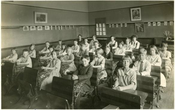 HDC 4th grade class