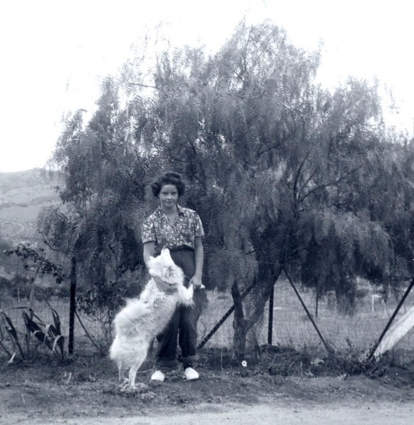 abt 1950 jeanie and Polar
