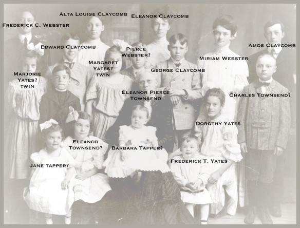 eleanor p townsend and grands names